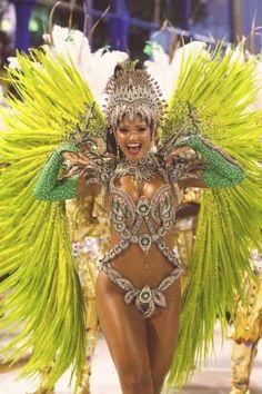 Brazil Carnival Costume, Carribean Carnival Costumes, Rio Carnival Dancers, Carnival Makeup Caribbean, Carnival Girl, Trinidad Carnival, Carnival Fashion, Carnival Outfits, Carnival Hairstyles