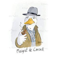 Maigret de Canard