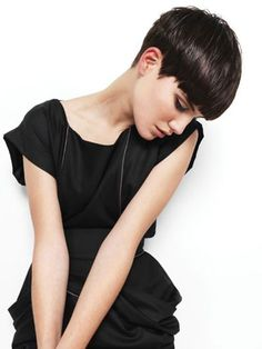 Trendy Haircuts for Short Hair | http://www.short-haircut.com/trendy-haircuts-for-short-hair.html