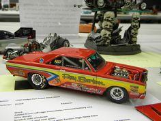 68 Dodge Dart Model