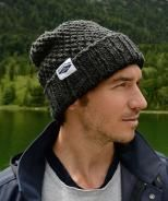 Yarns for Knitting and Crochet Patterns Knit Hat For Men, Hats For Men, Knitting Patterns Free, Free Knitting, Crochet Patterns, Free Pattern, Knitting Ideas, Knitting Projects, Beanies