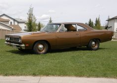 Show Pics of your 68 or 69 Roadrunner - 1966 - 1970 Mopars - Page 4
