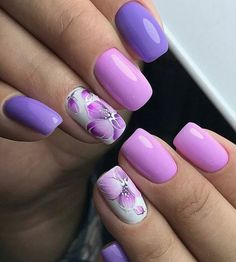 Hey there lovers of nail art! In this post we are going to share with you some Magnificent Nail Art Designs that are going to catch your eye and that you will want to copy for sure. Nail art is gaining more… Read more › Best Nail Art Designs, Beautiful Nail Designs, Beautiful Nail Art, Stunningly Beautiful, Cute Nails, Pretty Nails, My Nails, Soft Nails, Spring Nail Art