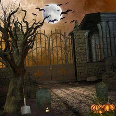 $22.90 (Buy here: https://alitems.com/g/1e8d114494ebda23ff8b16525dc3e8/?i=5&ulp=https%3A%2F%2Fwww.aliexpress.com%2Fitem%2F200cm-150cm-photography-background-Full-moon-night-bat-cemetery-halloween-backdrop-vinyl-backdrop-photography-WSJ-028%2F32645974982.html ) 200cm*150cm photography background Full moon night bat cemetery  halloween backdrop vinyl backdrop photography WSJ-028 for just $22.90