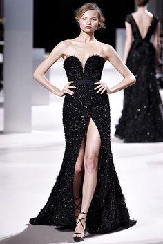 a2edf7be11c6 À Moda (da Beca)  Suspiros - Elie Saab Spring 2011 Couture