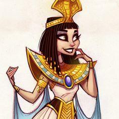 Senior Concept Artist at Epic Games Female Drawing, Character Drawing, Egypt Girls, Ancient Egypt Fashion, Alex Gray Art, Egypt Art, Mermaids And Mermen, Goth Art, Black Girl Aesthetic