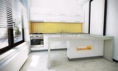 Kitchen Interior Design - Galati
