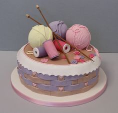 patchwork quilt cake - Google Search