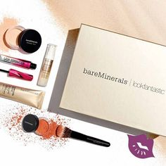 #bareminerals #lookfantastic #box #beauté #makeup #beauty #maquillage #cosmetis