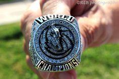 My uncle's Dallas Mavericks Championship Ring