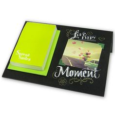 Beautiful Note Pad For Desk Spread Smiles Live Every Moments.. | Rs. 274 | https://hallmarkcards.co.in/collections/mothers-day-2016/products/mothers-day-gifts-ideas