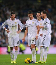 Sergio Ramos - Real Madrid CF v Sevilla FC
