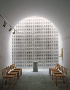 Johan Celsing's crematorium for a UNESCO-listed cemetery in Stockholm is a delicate balance of technical and emotional demands | Photographs by Ioana Marinescu