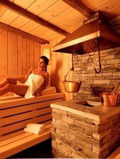 Sauna – dlaczego war