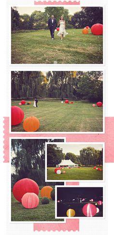 paper lanterns for weddings | Wedding Paper Lantern | Wedding Planner