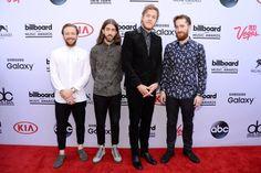 Pin for Later: Le Tapis Rouge des Billboard Awards Était Très Impressionnant Imagine Dragons
