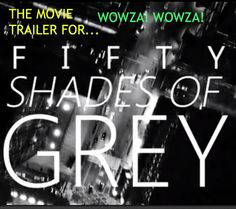 UM. I can't even. 50 Shades of Grey - I love you.