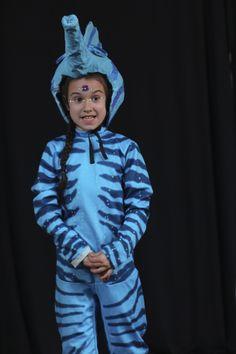 Little Mermaid Jr Seahorse Costume  