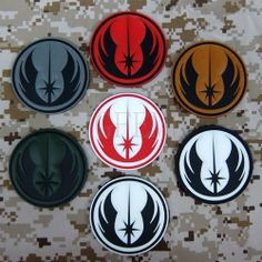 Jedi Knight Military Tactical Morale PVC patch on Aliexpress.com