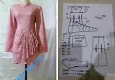The ruffler sewing foot Frock Patterns, Designer Blouse Patterns, Dress Sewing Patterns, Sewing Patterns Free, Clothing Patterns, Sewing Tutorials, Free Pattern, Free Sewing, Chudidhar Neck Designs