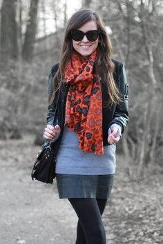 the scarf <3