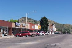 The little town of Soda Springs is located off of U.S. Route 30 about an hour away from Pocatello. It's a secluded town, surrounded by farmland, hills, and not much else. However, this small community is known for one thing.