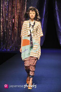 FASHION JAPAN: mercibeaucoup A/W 2013 (Japan Fashion Week)