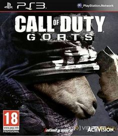 Call of duty finally did something right Call of Duty Goats!