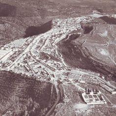 Vistas área de Hornachuelos