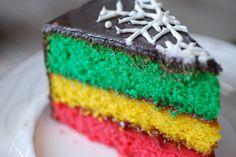 Reggae Cake for @Noemi