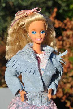 Barbie - Barbie Jeans, 1988 (friend owns this)