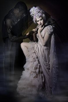 The Witches Wedding Room©Dance Me Till The End Of Love (Misstress Barbara)✿ڿڰۣ—