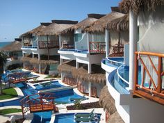 El Dorado Royal - Riviera Maya, Mexico. This is where we want on our honeymoon ! Loved it !!