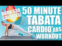 YouTube Full Body Hiit Workout, Abs Workout Video, Abs Workout Routines, At Home Workouts, Ab Workouts, Tabata Cardio, What Is Hiit, High Intensity Interval Training, Fitness