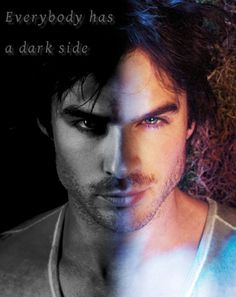 Everybody has a dark side..