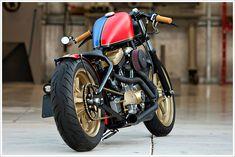 '03 Harley Sportster - DPCustoms - Pipeburn