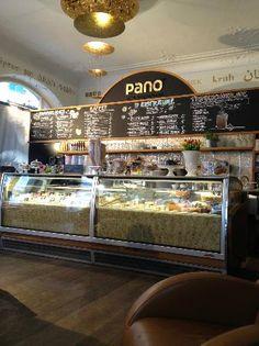 Pano in Konstanz - einfach immer einen Besuch wert für Kaffee, Eis, Kuchen, Brote......