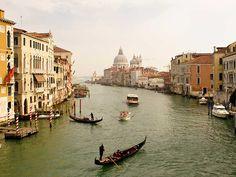 Venezia - Canal Grande   Foto di Silvia Adalia