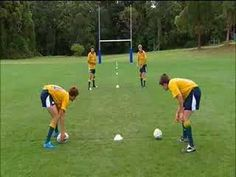 Halfback Passing Races - Ford Academy Training Tip Rugby Training, Training Tips, Rugby Drills, Rugby Coaching, Ford, Racing, Exercise, Sports, Body Movement