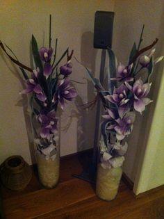 grote vazen kunstbloemen