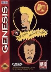 beavis and butthead sega genesis - Google Search