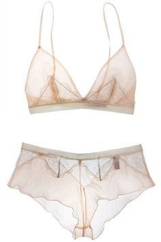 Full Range Of Specifications And Sizes And Great Variety Of Designs And Colors Agent Provocateur Odette Brief And Suspender Size 4 Large Pale Peach Color Nwt Famous For High Quality Raw Materials