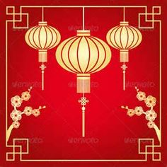 Vector Chinese New Year Greeting Card. Zip file contains fully ...