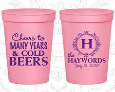 Monogrammed Stadium Cups, Monogram Cups, Monogram Wedding Cups, Monogram Stadium Cups, Monogrammed Plastic Cups, Monogrammed Cups (39)