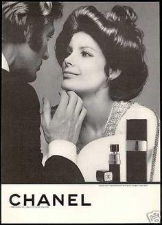 Chanel  No. 5 Ad