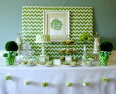 Lime Green Party Coordinating Colors via Etsy. Green Theme, Green Party, Green Colors, Embossed Paper, Colorful Candy, Diy Party, Party Ideas, Coordinating Colors, Color Of The Year