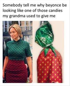 Lmbo. Church candy
