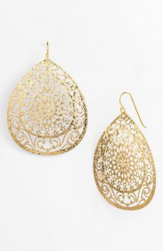 Argento Vivo Drop Earrings Nordstrom Exclusive Nordstrom
