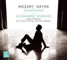 Alexandre Tharaud plays Wolfgang Amadeus Mozart and Joseph Haydn – Joyce DiDonato, Les Violons du Roy, Bernard Labadie (Audio video)