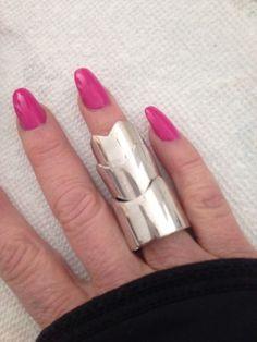 Eddie Borgo Ring - http://designerjewelrygalleria.com/eddie-borgo/eddie-borgo-ring/